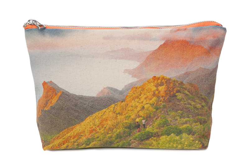 Anden Verde Gran Canaria Frontal Mini Pouch