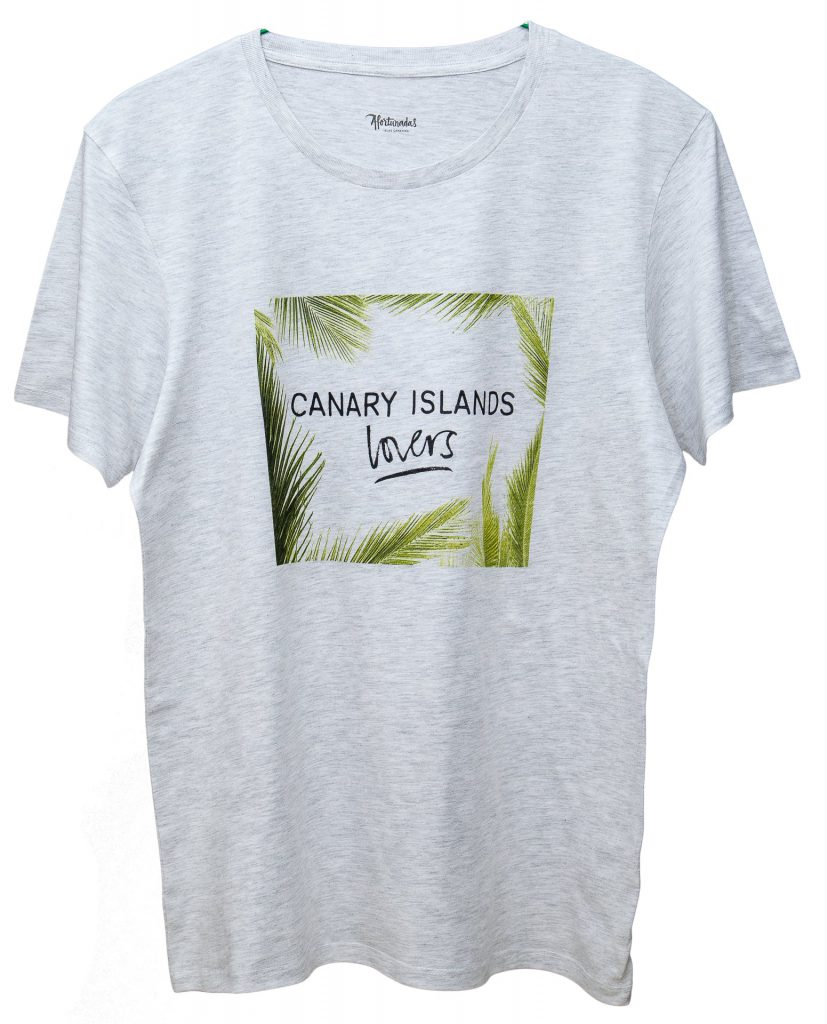 Canary Islands lover hombre camiseta