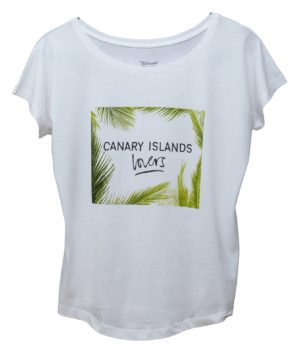 Canary Islands lover -  Woman Tshirt
