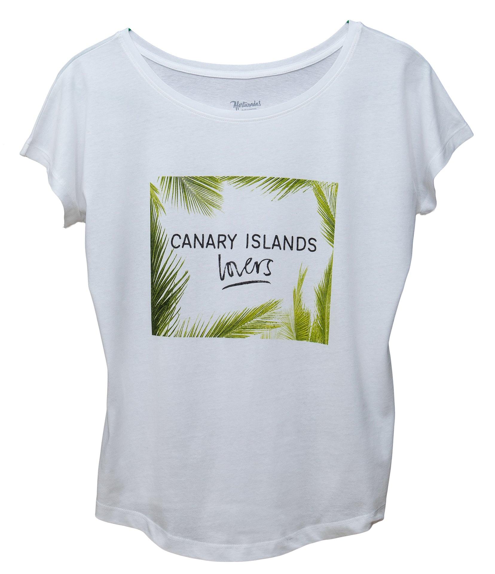 Canary Islands lover -  Woman Tshirt