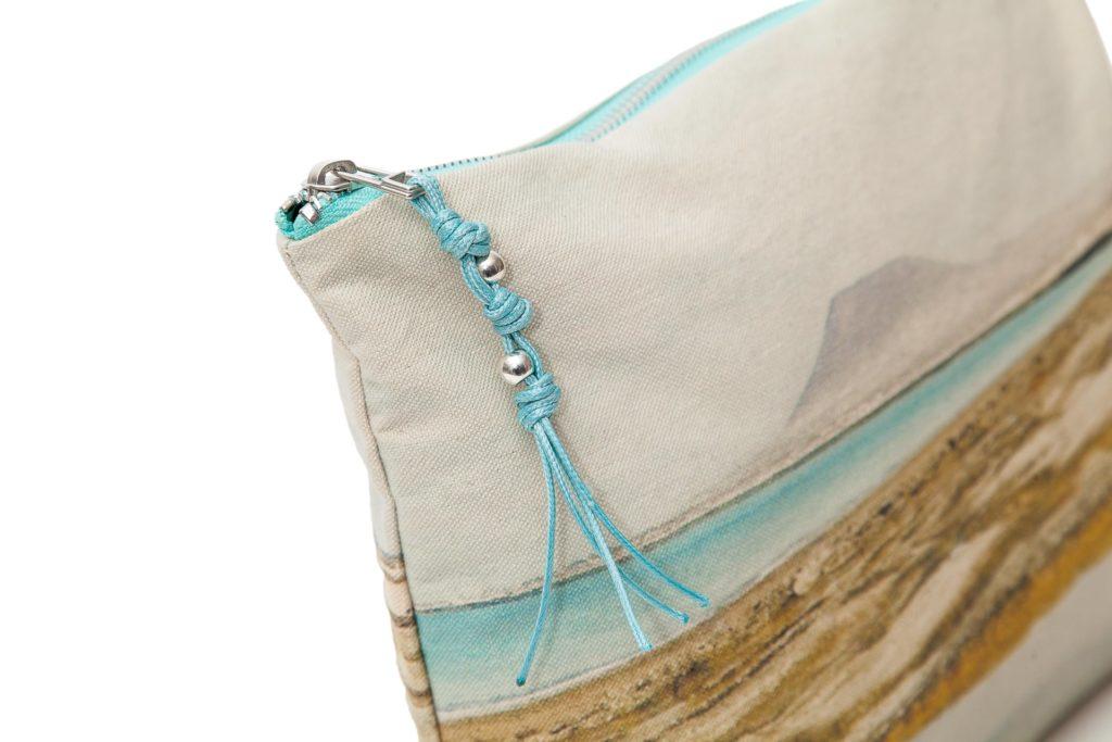 El Salao detalle pouch