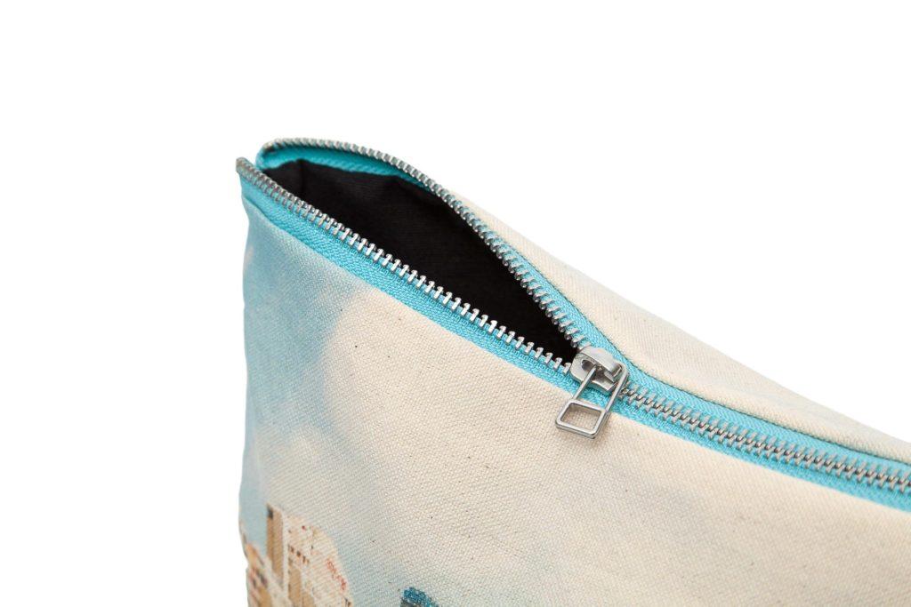 Las Canteras detalle pouch