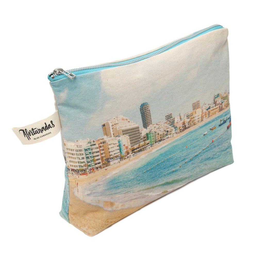 Las Canteras lateral pouch