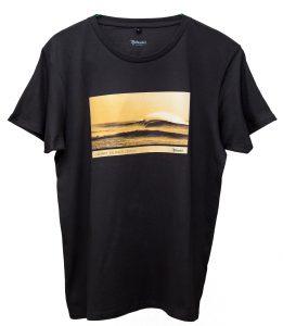 Ola en El Cotillo hombre camiseta