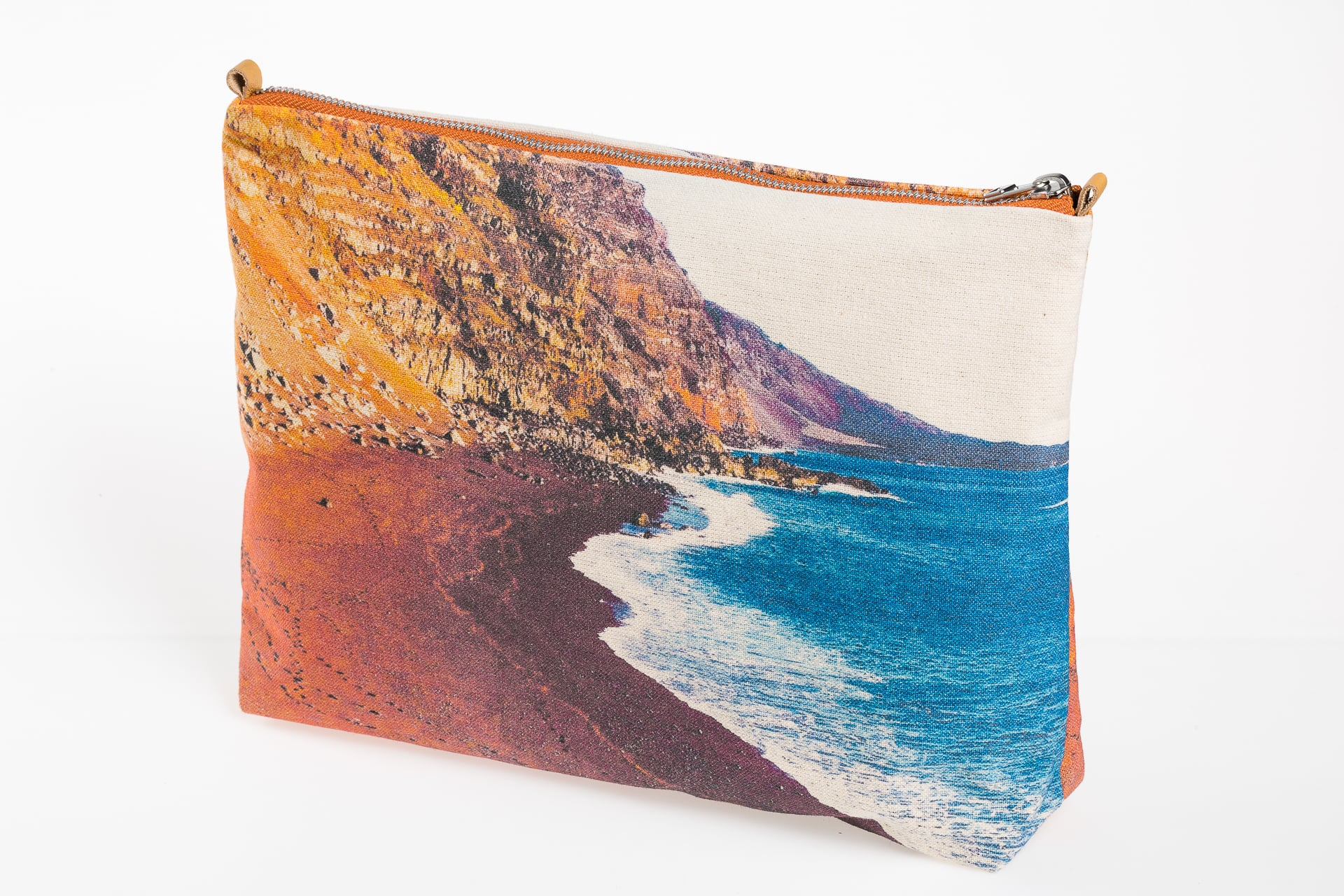 Red beach El Vedoral side pouch