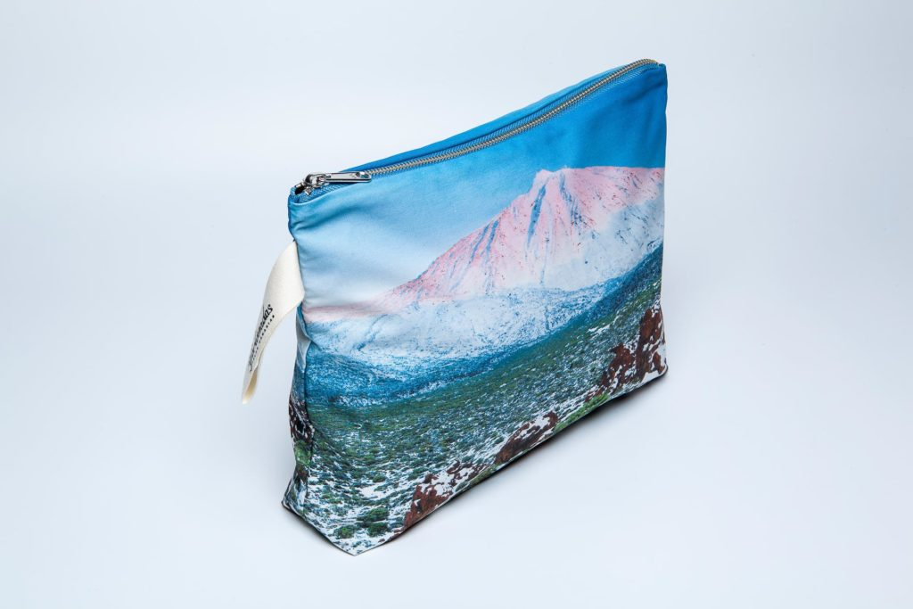 Teide nevado lateral pouch