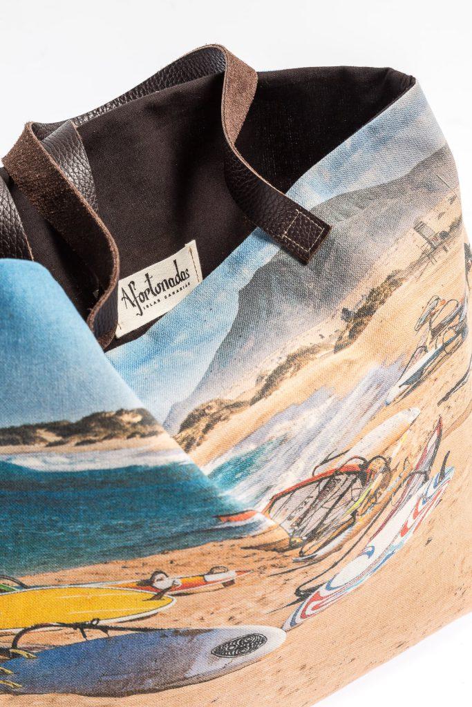 Windsurfing detalle tote