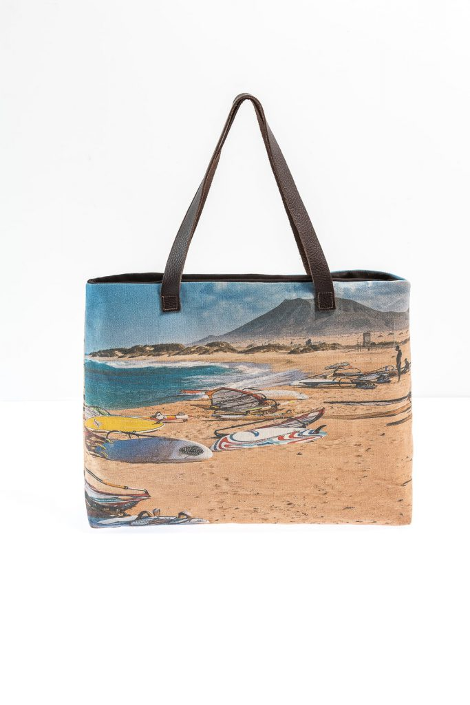Windsurfing frontal tote