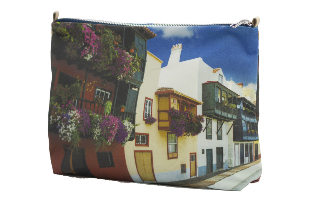 Balcones Pouch Lateral