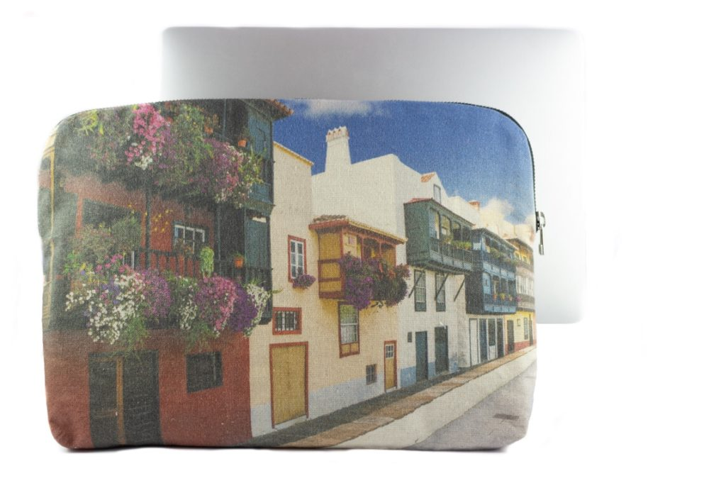 Los Balcones LP Funda